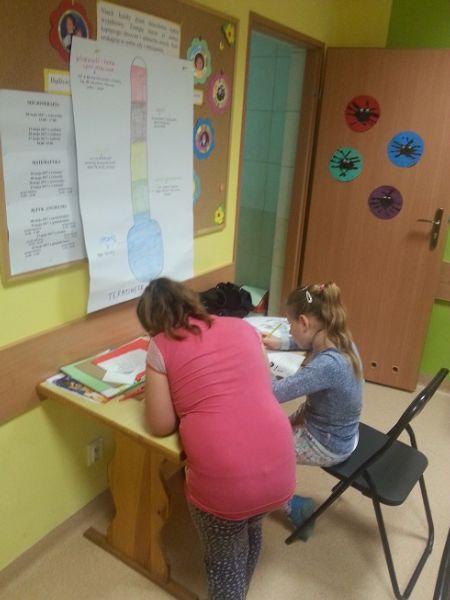 LUS Gmina Rychwał- zajęcia z matematyki, j.angielskiego i socjoterapii