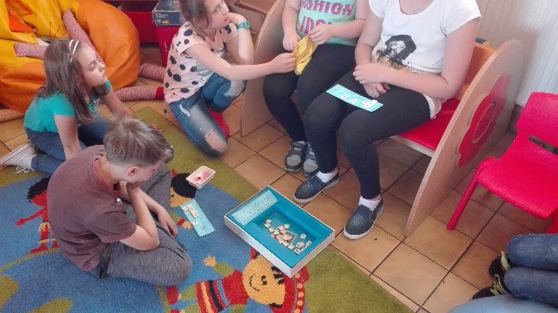 LUS Gmina Kramsk zajęcia z matematyki, j.angielskiego i socjoterapii