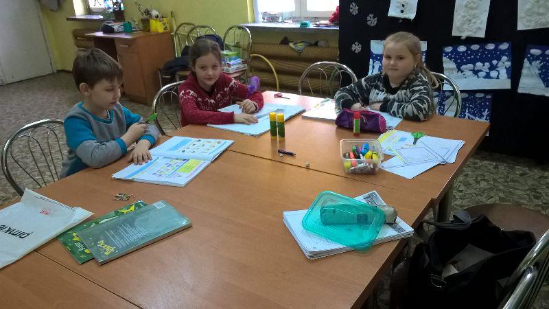 LUS Gmina Skulsk- zajęcia z matematyki, j.angielskiego i socjoterapii